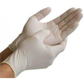 Gepoederde handschoenen