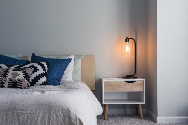 Verschillende bedden voor thuis of professioneel gebruik
